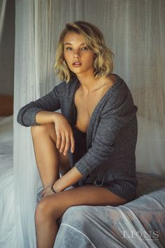 Rachel Ann Yampolsky American Model Promises And Whispers By Ben