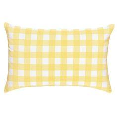 Chuck Cushion Yellow