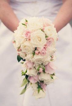 bouquet de novia rosas - Buscar con Google