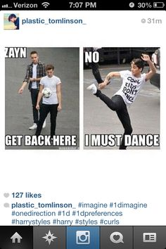 What makes it super funny is that his shirt says cool kids don't dance lol