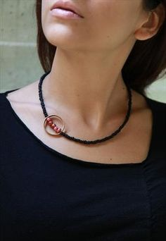 Greek Hand Made Necklace