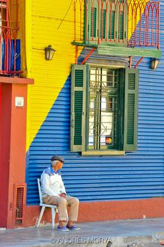 Street Scene at Caminito , La Boca , Buenos Aires , Argentina Image by Andres Morya Argentina Facts, Reds Bbq, South America Destinations, The Good German, Small Fireplace, Grilling Gifts, Summer Barbecue, Gifts For Photographers, Square Photos