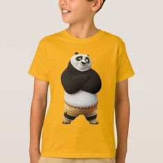 Shop Po Ping - Eternal Peace T-Shirt created by kungfupanda. Personalize it with photos & text or purchase as is!