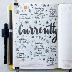 What are you doing this holiday weekend? #journal #artjournal #hobonichi #planner #diary #notebook #filofax #mtn #midori #travelersnotebook #midoritravelersnotebook #scrapbooking #stationery #pens #doodles #doodling #type #typography #letters #lettering #handwriting #handlettering #calligraphy #moderncalligraphy #brushpens #brushlettering
