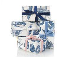 Rococo  truffles print boxes