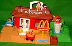 McDonald's!
