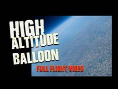 I successfully built and launched a helium filled latex weather balloon carrying a payload of cameras, experiments and Arduino data logging equipment. Weather Balloon, Logging Equipment, Lab, Balloons, Building, Projects, Buildings, Construction, Balloon