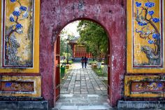 Stepping off the Beaten Path in Hue - World Meets Girl Meet Girls, Imperial Palace, Back In Time, Vietnam Travel, Water Lilies, Hanoi, Hue, Paths, Tourism