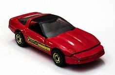 Hot+Wheels+1989+Gold+Hot+Ones++80s+Corvette+No.2+by+RenesansWheels,+$10.00