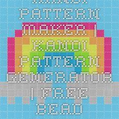 Pattern maker kandi pattern generator free bead pattern maker