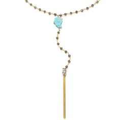 Rosarita T Necklace - Phyllis + Rosie Jewelry