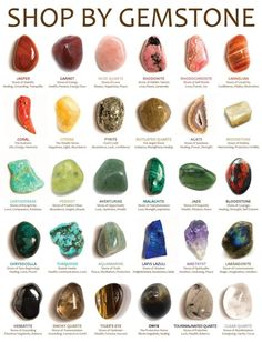 everyday-witch:  A good stone chart.