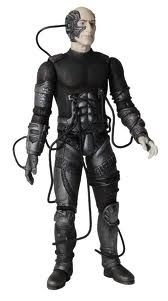 LOCUTIS OF BORG (realistic action figure)