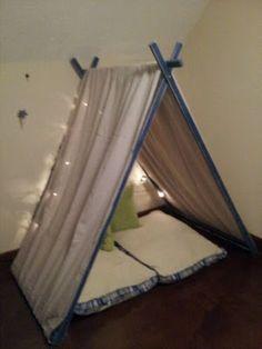 Kids' Tent/Reading Nook