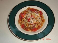 Cold Night in Minnesota Goulash  My favorite recipe for goulash