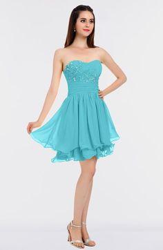 66bff97caa8 ColsBM Makenna - Turquoise Bridesmaid Dresses
