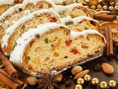 Christmas Morning Breakfast Stollen