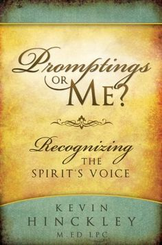 Love this -  Promptings or Me? Recognizing the Spirit's Voice / http://www.mormonslike.com/promptings-or-me-recognizing-the-spirits-voice/
