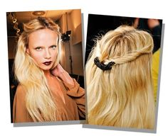 Gucci-Inspired Twirl - Hair Tutorial