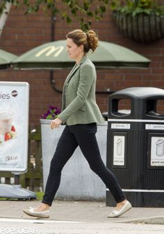 Even Kate Middleton stops at McDonald's!