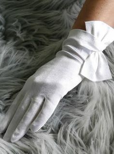 Gloves, Hats and Stylish Dresses are rarely worn, kind of sad... Really mad me feel like a lady and very special.