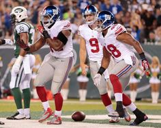 Watch New York Giants vs. New York Jets highlights