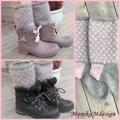 monikamdesign – Strikke sokker til jul? Her er en super oppskrift. Warm Socks, Knitting Socks, Wool Yarn, Booty, How To Wear, Shoes, It's Raining, Recipe, Fashion