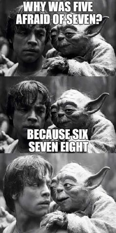 Yoda, Master of Puns (by Mark) :: http://blogitude.com/2015/03/05/yoda-master-of-puns/ :: The Internet clearly leads to the dark side…