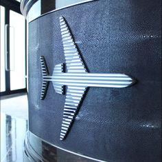 The Jet Business branded enviroment