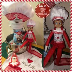 Young At Heart Mommy: 25 Days Of Elf On The Shelf! #ElfOnTheShelf #ElfOnShelf #AppleJack