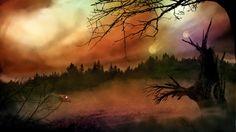 Dark level Forest Concept 1