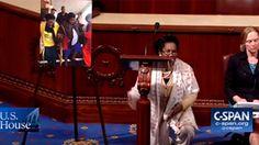 FOX NEWS: Dem Rep. Jackson Lee takes a knee on House floor