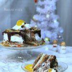 Somlauer-Torte (glutenfrei, kohlenhydratreduziert, ohne Zuckerzusatz, sojafrei) Cake, Desserts, Food, No Sugar, Glutenfree, Dessert Ideas, Pies, Food Food, Pie Cake
