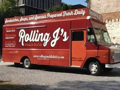 In Chattanooga, Tenn., Rolling J's Mobile Bistro puts