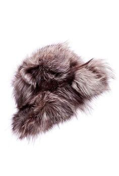 Los accesorios más cool para este otoño /  sombrero de fur de Missoni