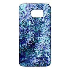 Splashes!+Galaxy+S6+Samsung+Galaxy+S6+Hardshell+Case+