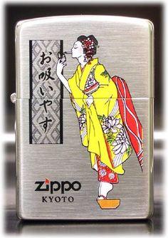 Zippo Windy Japan Design