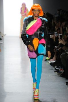 View the full Fall 2018 collection from Jeremy Scott.