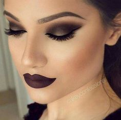 Maquillaje Smoke