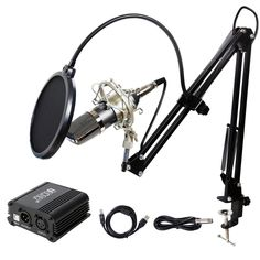 10 TOP 10 BEST VOCAL RECORDING MICROPHONES IN 2018 REVIEWS