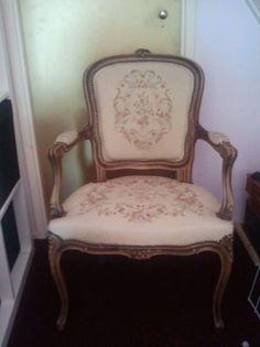 mooie stoel queen stijl
