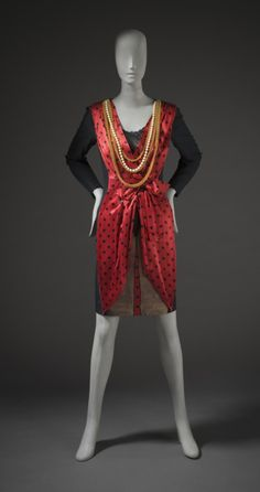 DressFranco Moschino, 1989The Los Angeles County Museum of Art