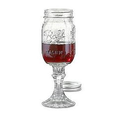 The Original RedNek Wine Glass