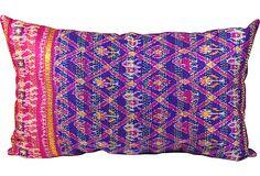 Indian Sari Pillow  Carnaby Home  $135.00   ($255.00)
