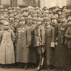 Officers and soldiers of the Red Army, Russian Revolution 1917, February Revolution, Bolshevik Revolution, Ukraine, Back In The Ussr, Military Intervention, Soviet Army, Imperial Russia, Red Army