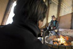 Sámi Soster ry vie päihdehuollon asiakkaansa metsään, jossa on helpompi puhua