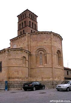 Iglesia de San Lorenzo: cabecera y torre
