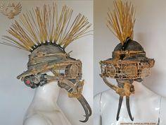 post apocalyptic helmet