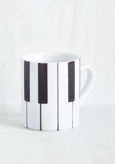 Kitchen & Dining - The Food Fighters Mug in Piano