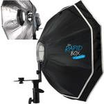 "Westcott Rapid Box 20"" Octa Mini with Deflector Plate Kit 